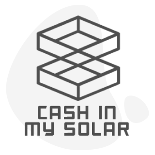cash in my solar logo